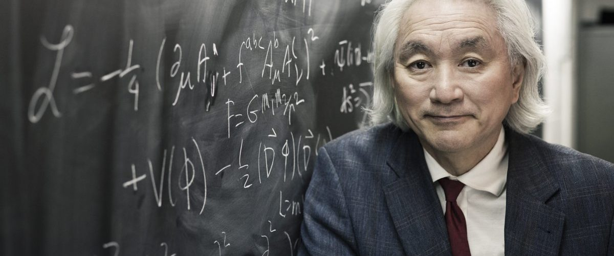 When We are Born We are Scientists by Michio Kaku, PhD