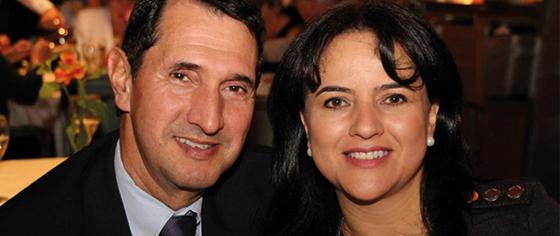 Meet Gilberto Pinzon and Ana Maria Fernandez of Education First