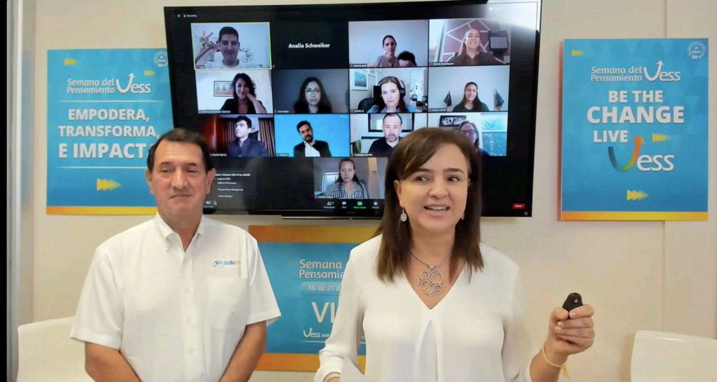 """Semana de Pensamiento VESS 2020: """"Estamos siendo capaces de reinventarnos en un tiempo récord"""""""