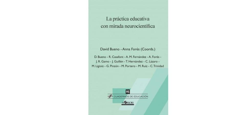 """Lanzamiento del libro """"La práctica educativa con mirada neurocientífica"""""""