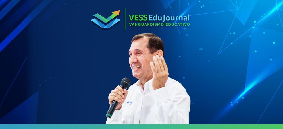 "Editorial VESS EduJournal: ""Bienvenidos a esta nueva ventana"""