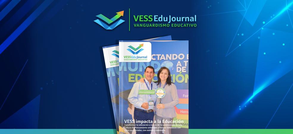 """Celebramos el lanzamiento de la Revista """"VESS EduJournal"""",  una revista de vanguardia educativa"""