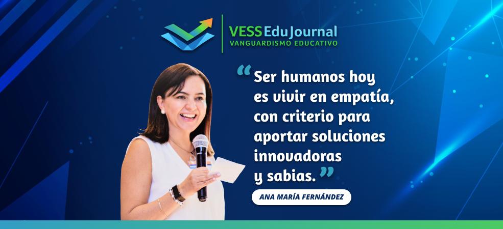 "Editorial VESS EduJournal: ""¿Qué es ser humanos hoy?"""